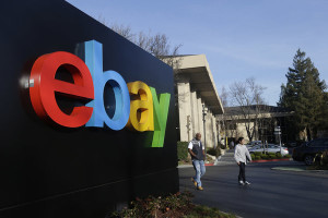 EBay, which already announced it would spin off PayPal, is now considering options for its warehouse and logistics division. Credit Marcio Jose Sanchez/Associated Press