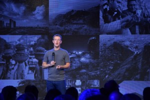 Mark Zuckerberg, chief of Facebook, where revenue was up 49 percent in the fourth quarter, while expenses rose 87 percent. Credit Chandan Khanna/Agence France-Presse — Getty Images