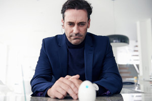 "Jon Hamm in ""Black Mirror,"" a dark British series now on Netflix. Credit House of Tomorrow -- The New York Times"